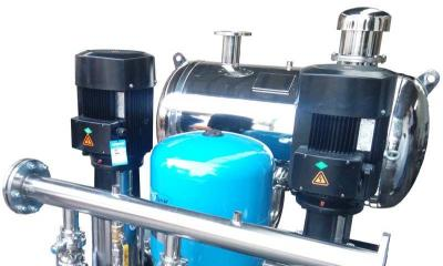 上海做管网叠压供水设备的哪家好?_当然首选上海奉祥!