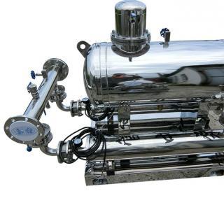 奉祥FX-WG(Y)-8-50-2-2.2管中泵无负压供水设备