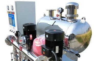 奉祥一体式罐式无负压变频供水设备FX-WG(II)24-60-2-4