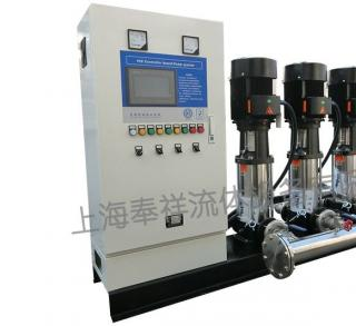 折板式恒压变频供水设备生产厂家型号齐全_上海奉祥